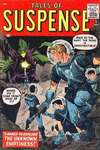 Tales of Suspense Comic Books. Tales of Suspense Comics.