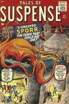 Tales of Suspense #11 Comic Books - Covers, Scans, Photos  in Tales of Suspense Comic Books - Covers, Scans, Gallery