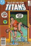 Tales of the Teen Titans #45 comic books for sale
