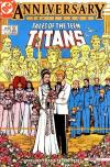 Tales of the Teen Titans #50 comic books for sale