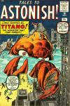 Tales to Astonish #10 Comic Books - Covers, Scans, Photos  in Tales to Astonish Comic Books - Covers, Scans, Gallery