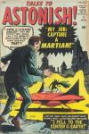 Tales to Astonish #2 Comic Books - Covers, Scans, Photos  in Tales to Astonish Comic Books - Covers, Scans, Gallery