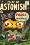 Tales to Astonish #21 Comic Books - Covers, Scans, Photos  in Tales to Astonish Comic Books - Covers, Scans, Gallery