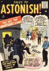 Tales to Astonish #4 Comic Books - Covers, Scans, Photos  in Tales to Astonish Comic Books - Covers, Scans, Gallery