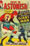 Tales to Astonish #49 comic books for sale