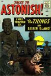 Tales to Astonish #5 Comic Books - Covers, Scans, Photos  in Tales to Astonish Comic Books - Covers, Scans, Gallery