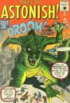 Tales to Astonish #9 Comic Books - Covers, Scans, Photos  in Tales to Astonish Comic Books - Covers, Scans, Gallery