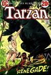 Tarzan #216 comic books for sale