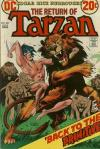 Tarzan #221 comic books for sale