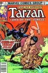 Tarzan #4 comic books for sale