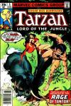 Tarzan #6 comic books for sale