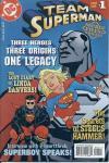 Team Superman #1 comic books for sale