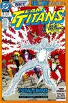 Team Titans comic books