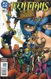 Teen Titans #17 comic books for sale