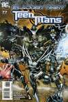 Teen Titans #77 comic books for sale