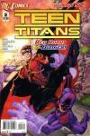 Teen Titans #3 comic books for sale