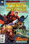 Teen Titans #8 comic books for sale