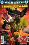 Teen Titans #5 comic books for sale