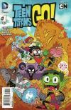 Teen Titans Go! Comic Books. Teen Titans Go! Comics.