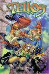Tellos #4 comic books for sale