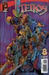 Tellos #8 comic books for sale