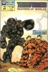 Terraformers #2 comic books for sale