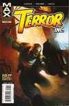 Terror Inc. Comic Books. Terror Inc. Comics.