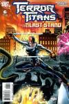 Terror Titans #6 comic books for sale