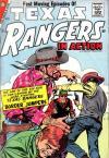 Texas Rangers in Action Comic Books. Texas Rangers in Action Comics.