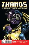Thanos: A God Up There Listening #2 comic books for sale