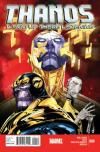 Thanos: A God Up There Listening #4 comic books for sale