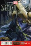 Thanos Rising Comic Books. Thanos Rising Comics.