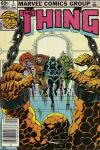 Thing #3 comic books for sale