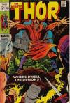 Thor #163 comic books for sale