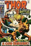 Thor #166 Comic Books - Covers, Scans, Photos  in Thor Comic Books - Covers, Scans, Gallery