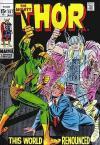 Thor #167 comic books for sale