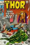 Thor #190 comic books for sale