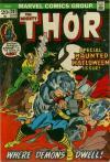 Thor #207 comic books for sale
