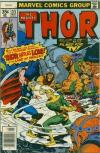 Thor #275 comic books for sale