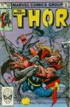 Thor #332 comic books for sale