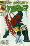 Thor #451 Comic Books - Covers, Scans, Photos  in Thor Comic Books - Covers, Scans, Gallery