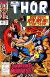 Thor #461 Comic Books - Covers, Scans, Photos  in Thor Comic Books - Covers, Scans, Gallery