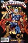 Thor Battlebook: Streets of Fire Comic Books. Thor Battlebook: Streets of Fire Comics.