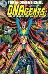 Three Dimensional DNAgents Comic Books. Three Dimensional DNAgents Comics.