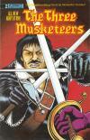Three Musketeers comic books