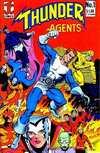 Thunder Agents Comic Books. Thunder Agents Comics.