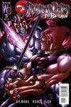 ThunderCats: The Return #5 comic books for sale