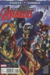 Timely Comics: All-New All-Different Avengers Comic Books. Timely Comics: All-New All-Different Avengers Comics.