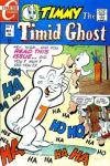 Timmy the Timid Ghost comic books