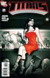 Titans #20 comic books for sale